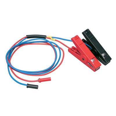 110A LEISURE BATTERY LEAD BUILT-IN MIDI FUSE BOX  JUMPER CABLE LINK LEAD LUGS