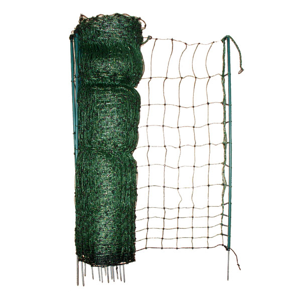 25m Green Electric Netting For Chickens