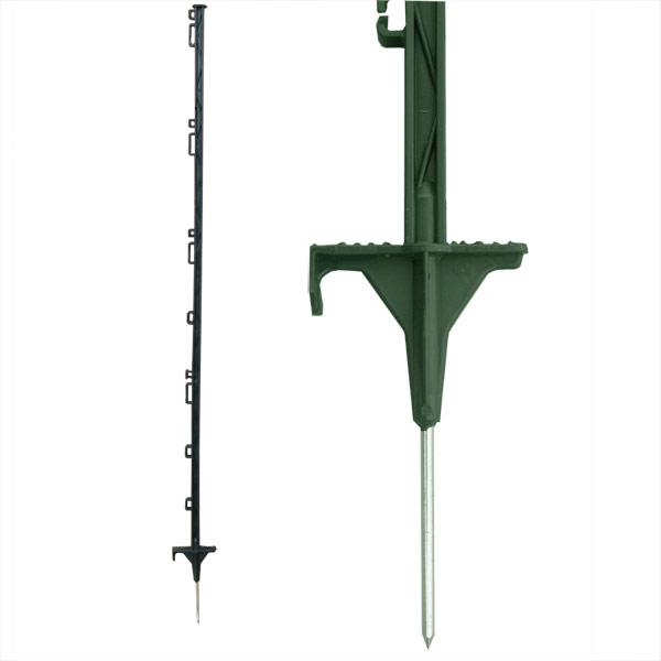 Very Tall Electric Fencing Polyposts For Horse Fences