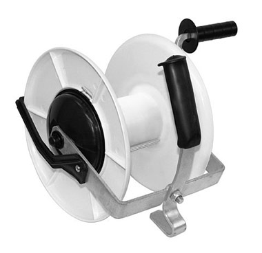 3 1 Geared Electric Fence Reel Can Be Mounted On Post
