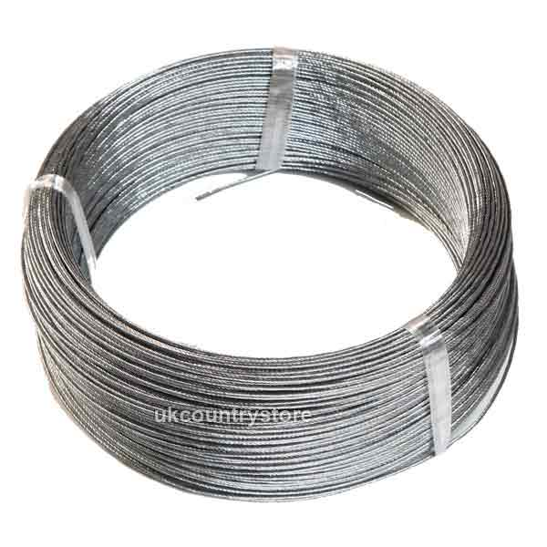 Stranded Steel Electric Fence Wire